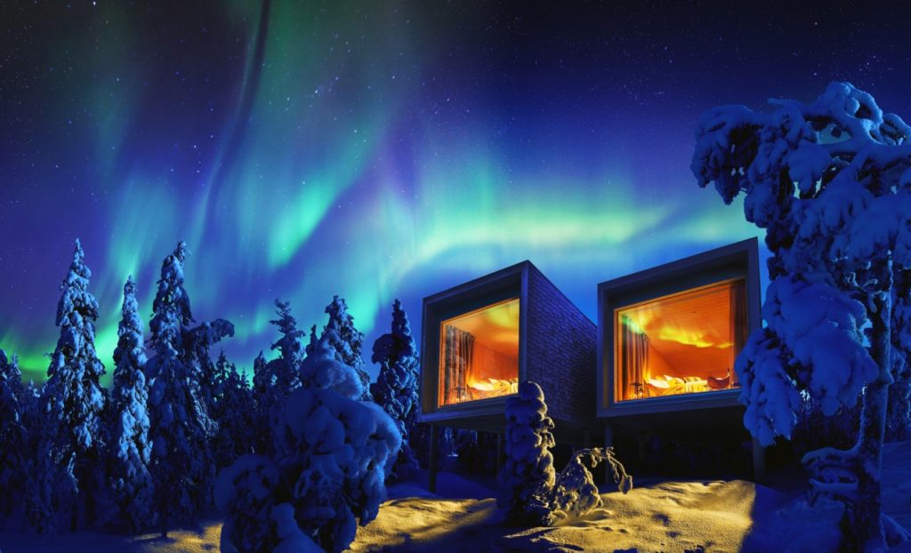 The Arctic TreeHouse Hotel