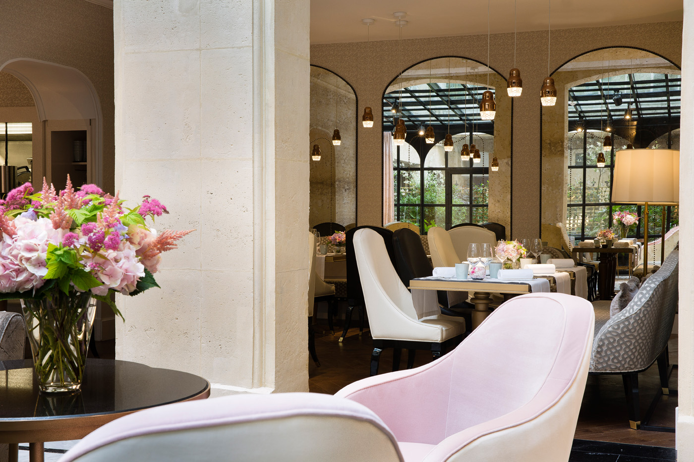 Hotel Le Narcisse Blanc & Spa